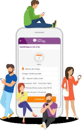 App San Pablo - Preguntas Frecuentes