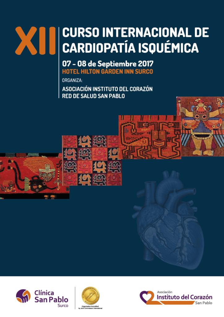 Programa del XII Curso Internacional de Cardiopatía Isquémica